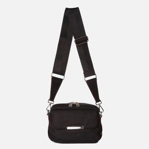 MZ Wallace Coco Black Bedford Crossbody Bag